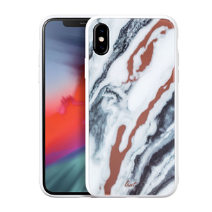 iPhone XS case Laut MINERAL GLASS