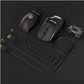 Wired optical mouse SteelSeries Rival 710
