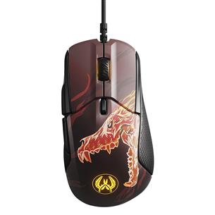 Проводная оптическая мышь Rival 310 CS:GO Howl Edition, SteelSeries