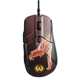 44488e8835b Wired optical mouse SteelSeries Rival 310 CS:GO Howl Edition