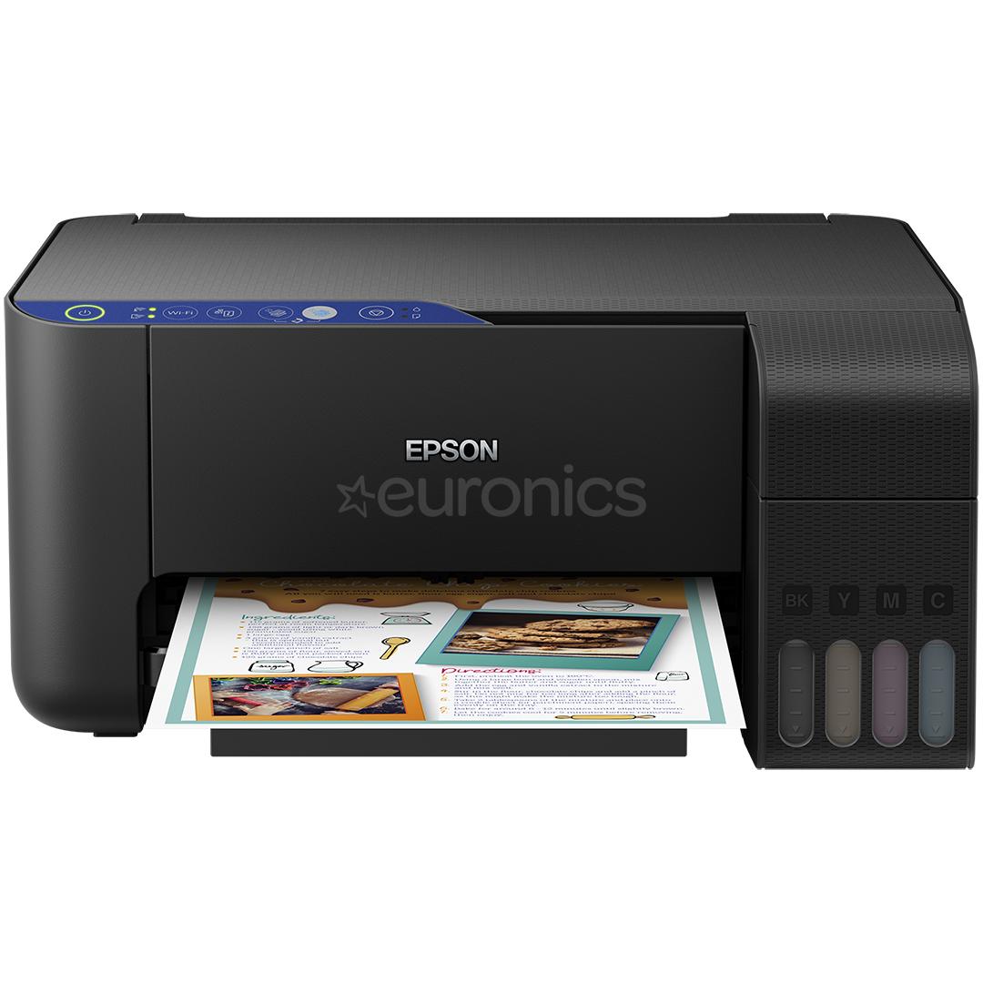 Multifunctional colour inkjet printer Epson L3151