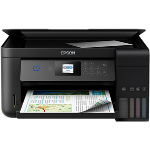Multi-functional inkjet color printer Epson L4160 Duplex C11CG23401