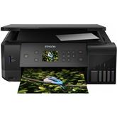 Multi-functional inkjet color printer Epson L7160