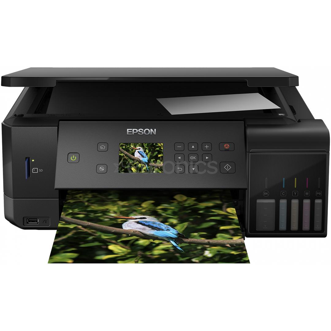 9a493f154f1 Multifunktsionaalne värvi-tindiprinter Epson L7160, C11CG15402