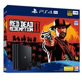 Mängukonsool Sony PlayStation 4 Pro (1 TB) + Red Dead Redemption 2 (eeltellimisel)