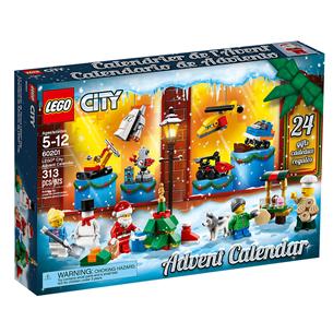 Адвент-календарь LEGO City