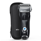 Shaver Series 7 + travel case, Braun / Wet & Dry