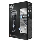 Бритва Series 7 + футляр, Braun / Wet & Dry