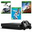 Mängukonsool Microsoft Xbox One X (1 TB) + 3 mängu