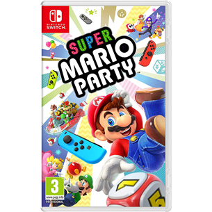 Switch mäng Super Mario Party