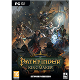 PC game Pathfinder: Kingmaker