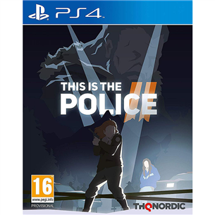 PS4 mäng This is the Police 2
