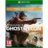 Xbox mäng Ghost Recon: Wildlands Year 2 Gold Edition
