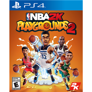 PS4 mäng NBA 2K Playgrounds 2