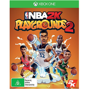 Xbox One mäng NBA 2K Playgrounds 2