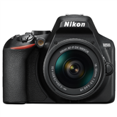 DSLR camera Nikon D3500 + NIKKOR AF-P DX 18-55mm VR lens
