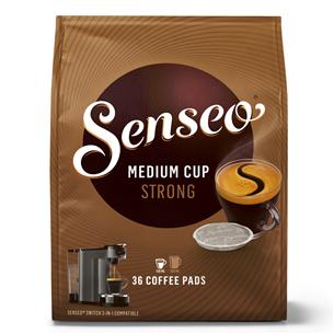 Кофейные подушечки SENSEO® STRONG, JDE