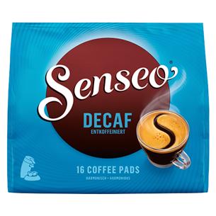 SENSEO® Kofeiinivabad kohvipadjad, JDE