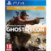 PS4 mäng Ghost Recon: Wildlands Year 2 Gold Edition