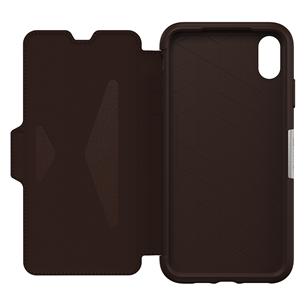 Чехол для iPhone XS Max Otterbox Strada