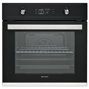 Built-in oven Sharp (catalytic cleaning)