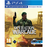 PS4 VR mäng Operation Warcade