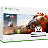 Gaming console Microsoft Xbox One S (1 TB) + Forza Horizon 4