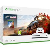 Игровая приставка Microsoft Xbox One S (1TB) + Forza Horizon 4