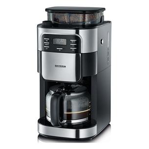 Coffee maker with grinder, Severin KA4810