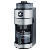 Coffee maker with grinder Severin