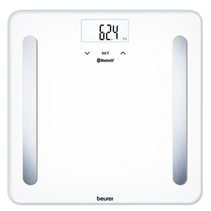 Diagnostic bluetooth scale Beurer BF600WHITE