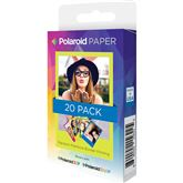 Fotopaber Polaroid  Premium ZINK 2 x 3 / 20 paberit