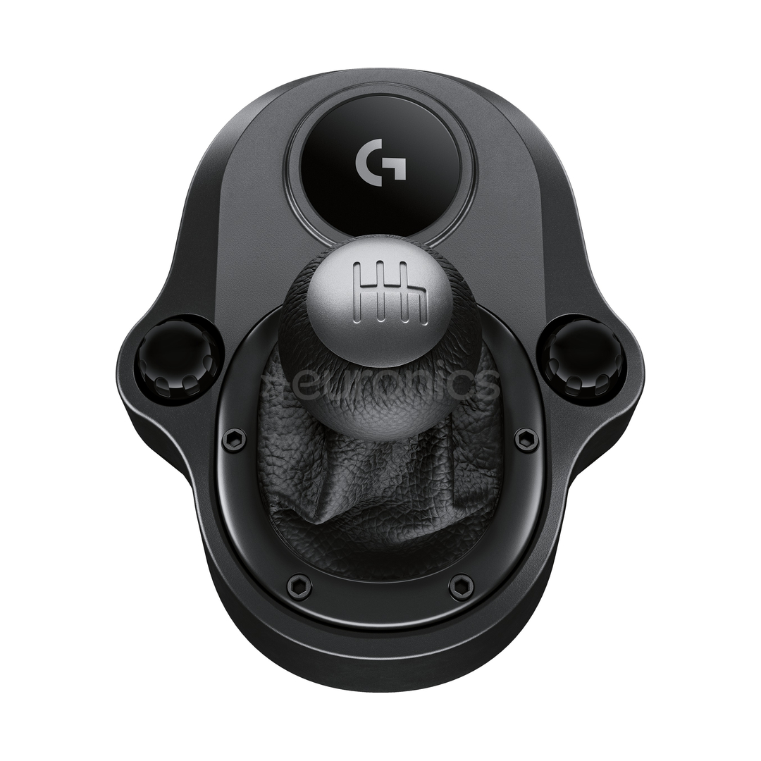 Racing wheel Logitech G920 + Driving force shifter for Xbox One / PC