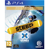 PS4 mäng Steep X Games Gold Edition