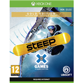 Xbox One mäng Steep X Games Gold Edition