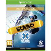 Игра для Xbox One, Steep X Games Gold Edition