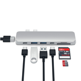MacBook Pro USB-C hub Satechi