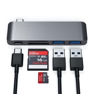 MacBook USB-C hub Satechi