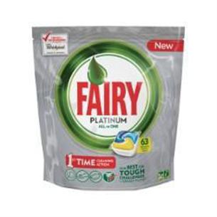 Kapslid nõudepesumasinale Fairy