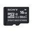 Adapteriga Micro SDHC mälukaart (16 GB), Sony