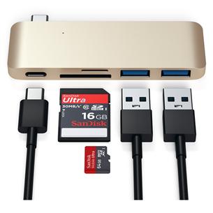 MacBook USB-C jagaja Satechi