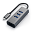 Adapter USB-C hub + Gigabit Ethernet Satechi