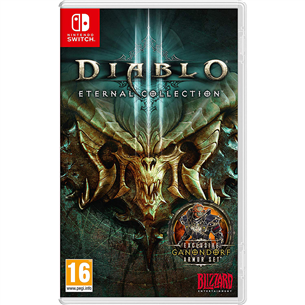 Игра для Nintendo Switch, Diablo III: Eternal Collection