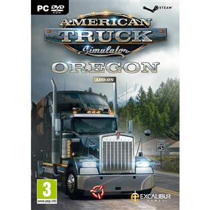 Arvutimäng American Truck Simulator - Oregon