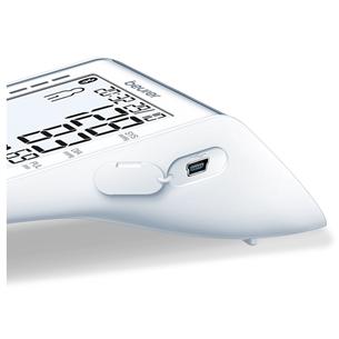 Тонометр с Bluetooth BM85, Beurer / Bluetooth
