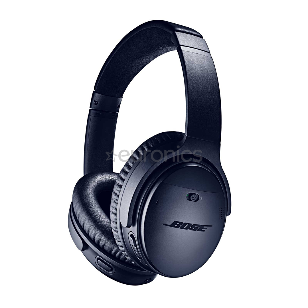 Noise Cancelling Wireless Headphones Bose Qc 35 Ii 789564 0030 Feedforward Cancellation Rejects Supply Ee Times