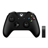 Xbox One controller + wireless adapter Microsoft