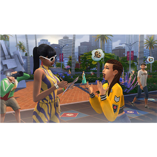 PC game The Sims 4: Get Famous