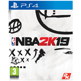 PS4 mäng NBA 2K19