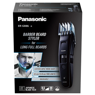 Trimmer set Panasonic ER-GB86-K503
